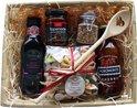 Kerstpakket Milano - Cadeau - Geschenk - Relatiegeschenk - Italiaans - Koken - Pasta - Food - Presentje
