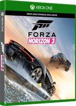 Microsoft Forza Horizon 3, Xbox One Basis Engels