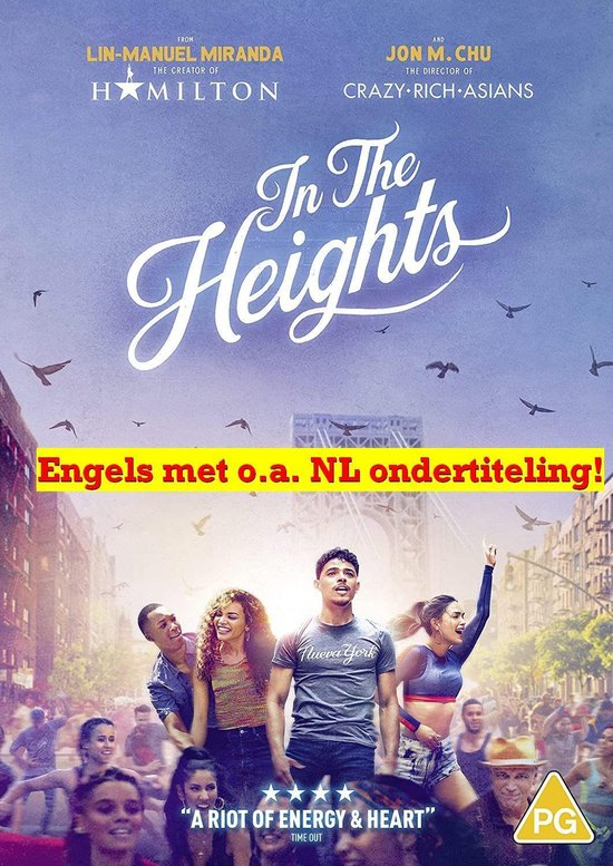 In The Heights [2021] [DVD]