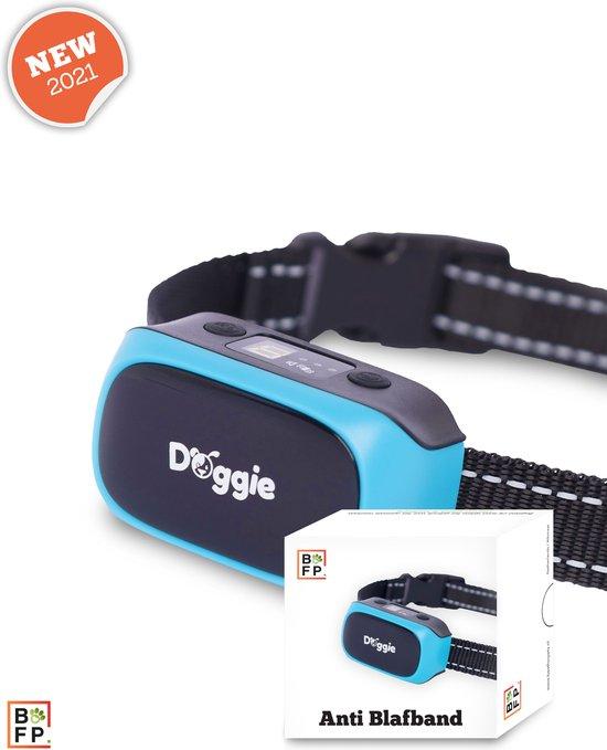 Doggie™ - Diervriendelijke Anti-Blafband - 100% waterdicht - Vibratie én geluid