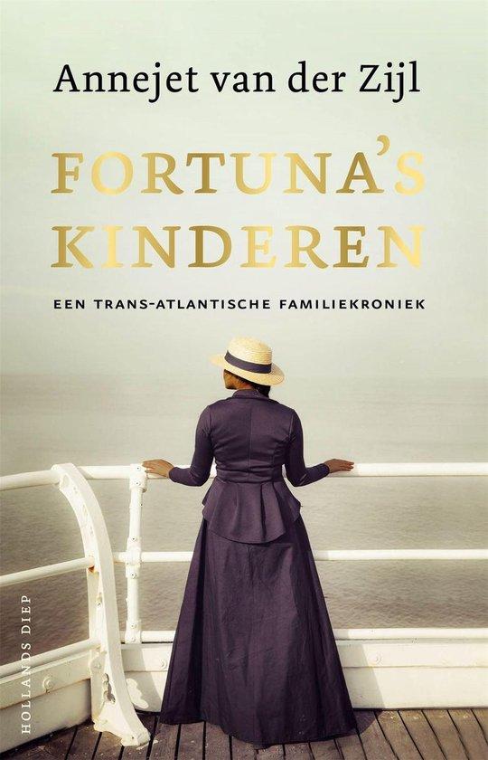 Boek cover Fortunas kinderen van Annejet van der Zijl (Onbekend)