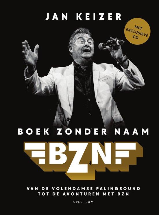 Boek cover Boek Zonder Naam van Jan Keizer (Hardcover)