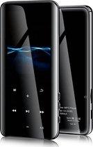 MP3 Speler - Met Bluetooth - Met Radio en Spraakrecorder - Ondersteuning tot 128GB - Voor Volwassene