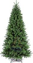 Royal Christmas -  Natuurlijke Kunstkerstboom - Bergen PE / PVC Premium 180 cm - 763 Takken Groen