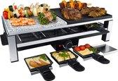 Steba RC108 - Steengrill - Gourmet - Teppanyaki grill - 8 personen