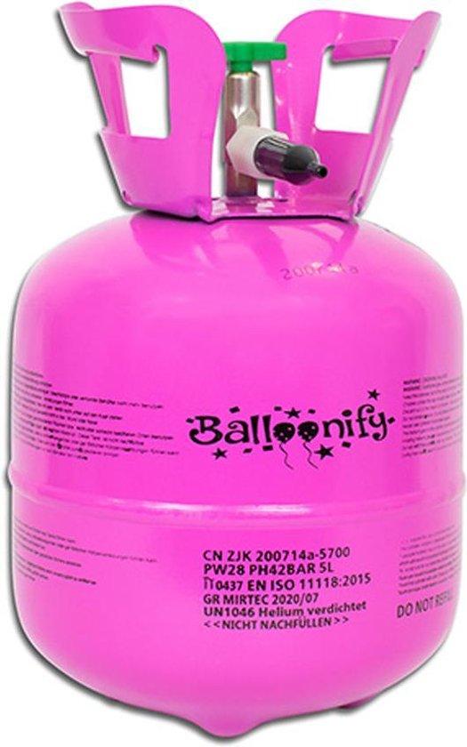 Heliumtank - Klein