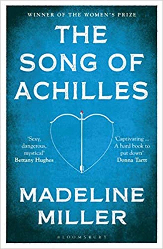 Boek cover The Song of Achilles van Madeline Miller (Paperback)