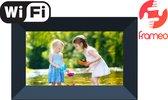 Denver PFF-726 - Digitale Fotolijst - Fotokader - 7 inch - IPS touchscreen - met Frameo software - Zwart