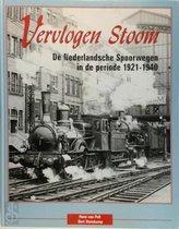Vervlogen Stoom / de Nederlandse Spoorwegen in de periode 1921-1940
