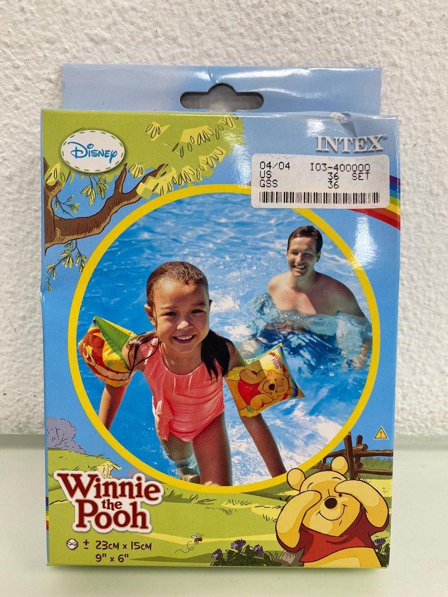 Disney Winnie the Pooh: zwembandjes voor kinderen - 1 paar (23 cm breed)