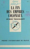 La fin des empires coloniaux
