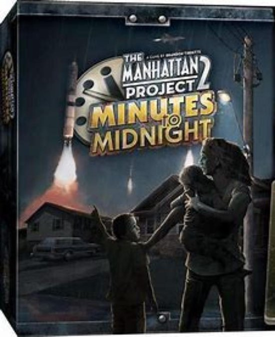 Afbeelding van het spel The Manhattan Project 2: Minutes to Midnight