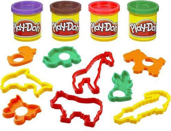 Play-Doh Set Educativo Knutselset voor kinderen 10 stuk(s)