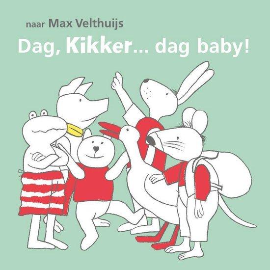 Kikker - Dag, Kikker... dag baby!