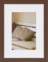 Fotolijst - Henzo - Driftwood - Fotomaat 30x40 cm - Donkerbruin