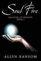 Boek cover Soul Fire van Allyn Ransom