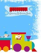 Christmas Colouring & Activity Book