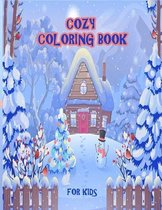 Cozy Coloring Book for Kids