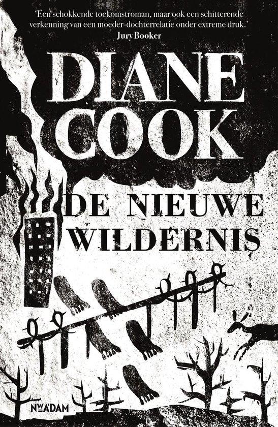 Boek cover De nieuwe wildernis van Diane Cook (Onbekend)