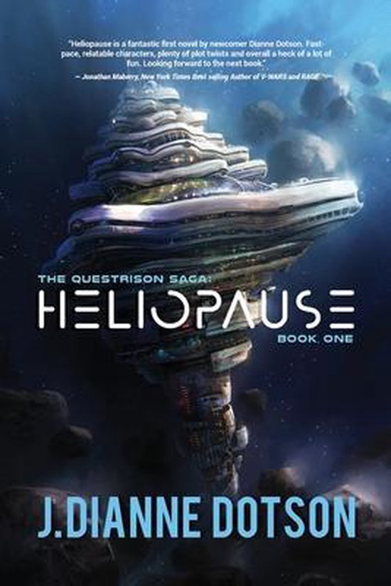 Heliopause: The Questrison Saga