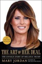 Boek cover The Art of Her Deal van Mary Jordan