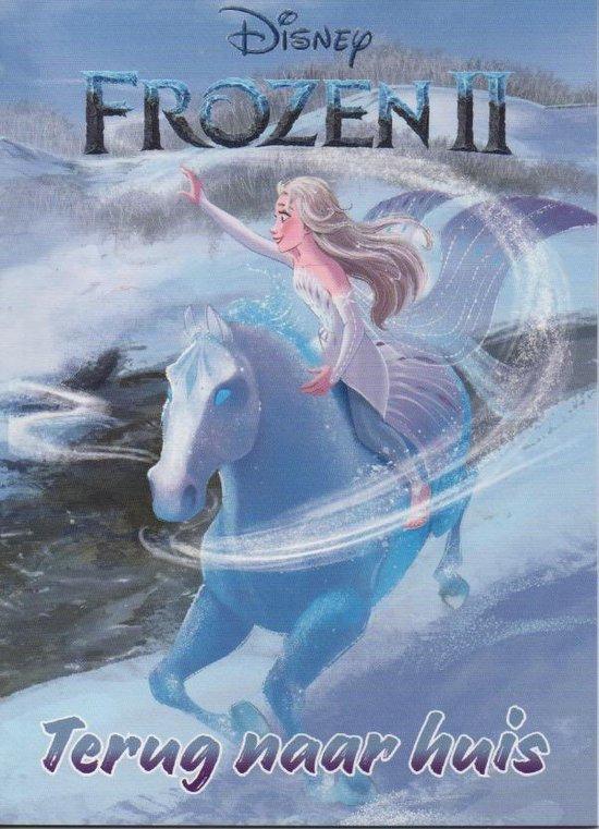 Boek cover Disney Frozen 2 - Terug naar huis - Softcover voorleesboek van Suzanne Francis (Onbekend)