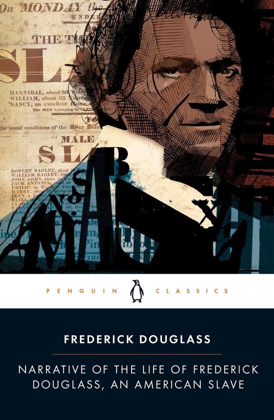 Boek cover Narrative of Frederick Douglass van Frederick Douglass (Paperback)