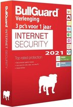 BullGuard Internet Security 1 Jaar 3 Toestellen - Windows