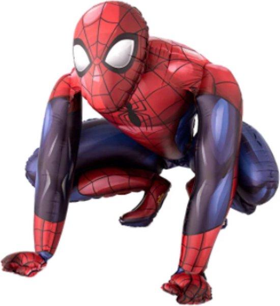 Spiderman Ballon - Marvel Avengers - Ballonnen - Spiderman - Marvel - 55 x 63 cm
