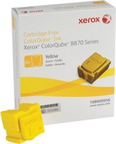 Xerox 108R00964 inkt-stick 6 pc(s) Yellow 17300 pages