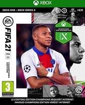 FIFA 21 - Champions Edition - Xbox One & Xbox Series X