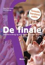 Boek cover De finale: Voorbereiding op het Staatsexamen NT2 II van Maud Beersmans (Paperback)