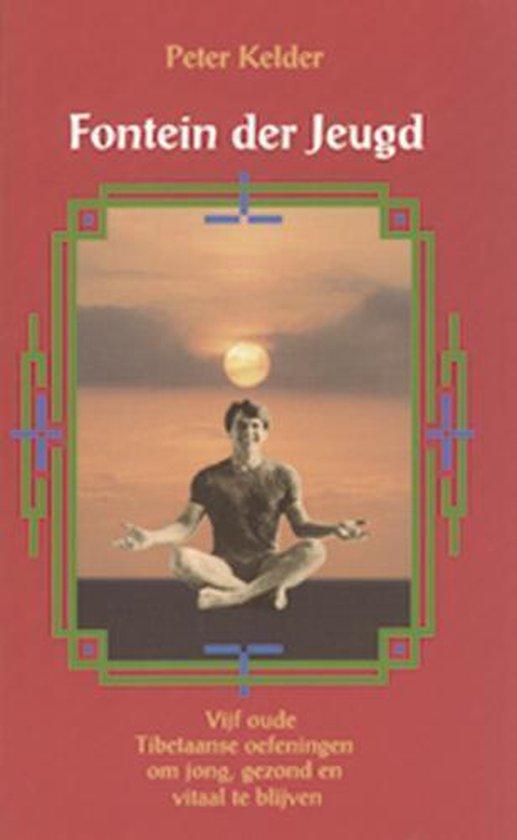 Cover van het boek 'Fontein der jeugd'