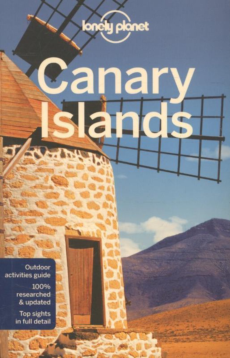Lonely Planet Canary Islands - Lonely Planet