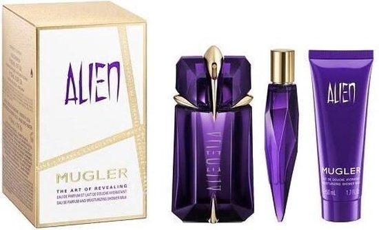 Thierry Mugler Alien 60 ml - Eau de Parfum - Damesparfum - Giftset