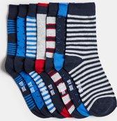 WE Fashion Jongens sokken, 7-pack