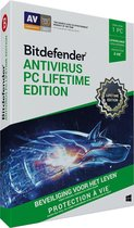 Bitdefender Antivirus Plus 2019 - Lifetime - 1 Geb