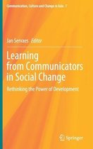 Learning from Communicators in Social Change