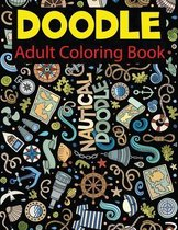Doodle Adult Coloring Book