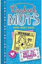 Omslag Dagboek van een muts 5 -   Nikki weet raad
