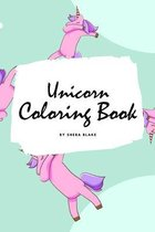 Unicorn Coloring Book for Children (6x9 Coloring Book / Activity Book)
