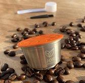 Herbruikbare - Hervulbare - Dolce Gusto capsule - Melk - Dolce Gusto cups - RVS