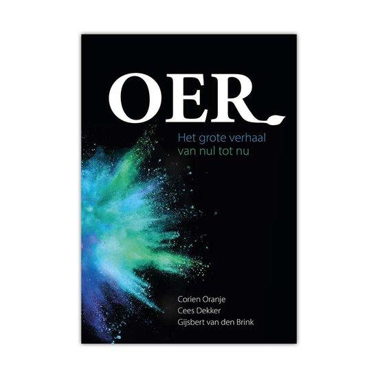 Boek cover Oer van Corien Oranje (Paperback)