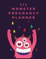 Lil Monster Pregnancy Planner