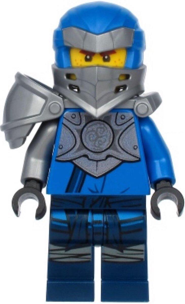 LEGO Ninjago Hero Jay minifiguur NJO601