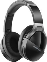 PHOINIKAS Q7 Bluetooth Over-ear Koptelefoon -Multi platform - Zwart