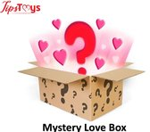 TipsToys Spannende Mystery Love Box - Surprise Verrassing Gift Box Cadeau met Seks Speeltjes Dildo Vibrators Buttplug Clitoris Sex Toys