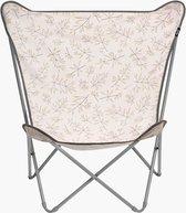 Lafuma Maxi Pop UP XL - Vlinderstoel - Opvouwbaar - Airlon dekje - Beige