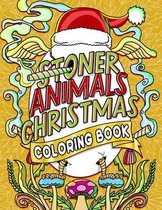 Stoner Animals Christmas Coloring Book