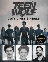 Teen Wolf dots lines and spirals